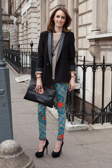 Resultado de imagem para street style leggings