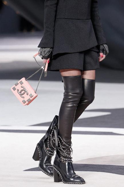 Chanel - Fall 2013